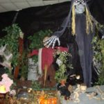 decoration halloween horreur sono babis